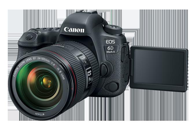Canon 6D Mk II, via Canon